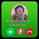 Call Prank Ryan ToysReview by Ngebutbinggo