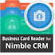 Free Business Card Reader for Nimble CRM by MagneticOne Mobile