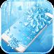 Ice Frozen Snowflake Theme
