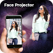 Face Projector Video Simulator by DD Prank Mixer Inc.