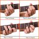 Guitar chord by masodi