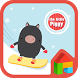 littlepiggy winter dodol theme by iconnect for Phone themeshop