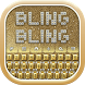 Bling Keyboard by Bling Themes