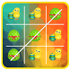 Bunny Easter - tic tac toe by Best HD Free Live Wallpapers