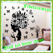 amazing wall art decor ideas by fidetainment