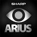 Sharp ARIUS by PENSIL MEDIA