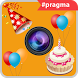 Birthday Photo Frames Editor by Pragma Offshore