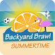 Backyard Brawl Summertime by Studio Lassa