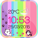 Kitty Weather Clock by The World of Digital Clocks