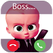 Baby Boss For Fake Call by NGUYEN THAI SON