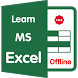 Learn MS Excel offline by qvsoft