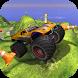 4X4 Truck Rally 3D by Gun Action Games