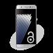 Note 7 Lock Screen by VixiV