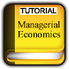 Tutorials for Managerial Economics Offline by Good Tutorial