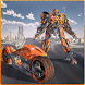 Flying Bike Robot Transformation War Simulator by Amazing Gamez