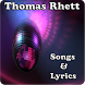 Thomas Rhett Songs & Lyrics by andoappsLTD