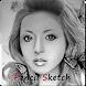 Color Pencil Sketch effect by ccloud apps