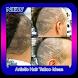 Artistic Hair Tattoo Ideas by Chronos Studio