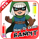 How To Draw Bandit