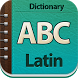 Latin Dictionary by EyesDroid