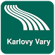 Karlovy Vary Map offline by iniCall.com