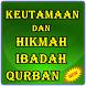 Keutamaan dan Hikmah Ibadah Qurban by Kumpulan Sukses