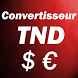 Convertisseur dinar Tun TND by Jounayd YACOUBI