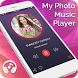 My Photo On Music Player by Photo Tools Apps