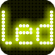 LED Text Display by ttnnapps