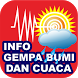 Gempa dan Cuaca di Indonesia by Exceed of Solution