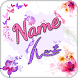 Stylish Name Art : Focus N Filter by Photo Video Mixer