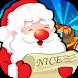 Santa's Naughty or Nice Test by Chroma Club