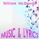 William McDowell Lyrics Music by DulMediaDev