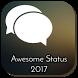 English Status 2017(Latest) Offline by Thomas_Ross