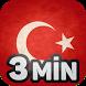 Impara il turco in 3 minuti by 3-MIN-SOFTWARE