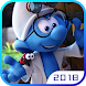 Smurf Weather - Forecast Widget storm Radar map
