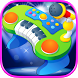 Kids Piano & Drums Games FREE by Beansprites LLC