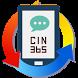 체크인365 무료문자 전송 서버 by 체크인365