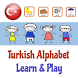 Learn Turkish Alphabet Games by ProVR Games