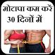 Weight Loss Tips in Hindi by Akshay Khesal