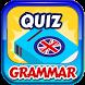 English Grammar Test by Super Quiz Studio