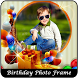 Birthday Wishes Photo Frame Maker by Photo frames Camera Apps