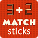 Matchstick Hindi Puzzle by Tiger Queen Apps