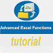 Guide Advanced Excel Functions by Self study ICT