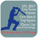 IPL 2017 Live Score by AB Limited