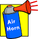 Real Air Horn Sound by Photo Suit Editor