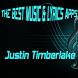Justin Timberlake Songs Lyrics by BalaKatineung Studio