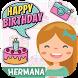 Feliz Cumpleaños Hermana - Imágenes para dedicarle