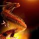 Lava Dragon-HEALING 01 by DMF, Inc.