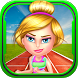Gymnastic Girl Athlete Sports by Creative Distrix